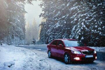 sfaturi pentru condusul pe timp de iarna